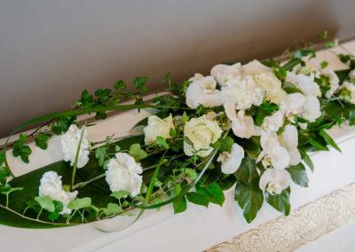 Ruusu, orkidea, neilikka